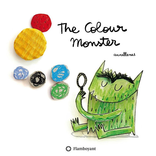 The colour monster / Ana Llenas