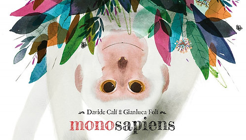 Monosapiens / Davide Cali y Gianluca Folí
