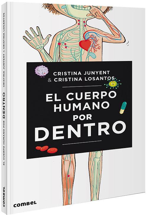El cuerpo humano por dentro / Junyent y Losantos