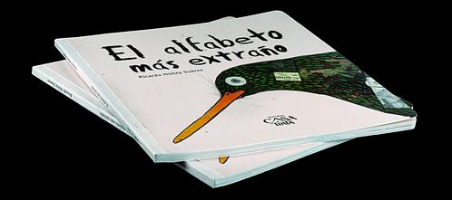 El alfabeto más extraño / Ricardo Núñez Suarez