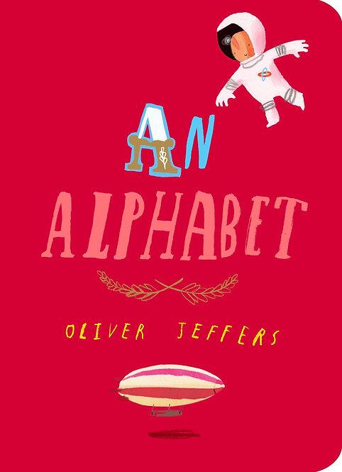 An alphabet / Oliver Jeffers