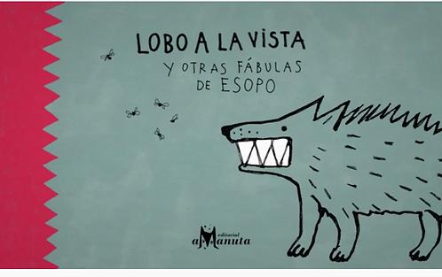 Lobo a la vista y otras fábulas de Esopo  / Joannon y Raczynska