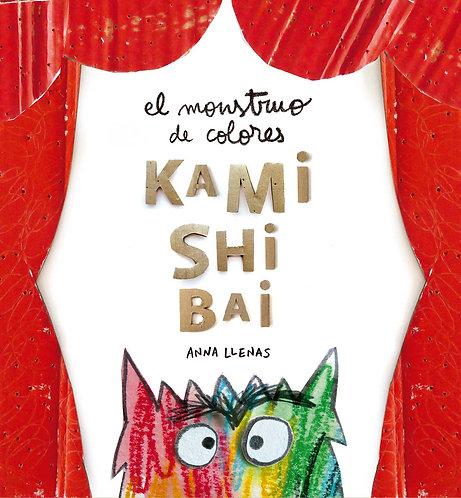 El monstruo de colores, Kamishibai / Anna Llenas
