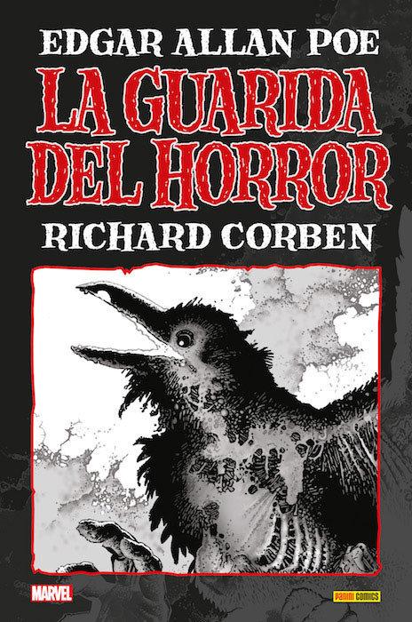 La guarida del horror / Poe y Corben