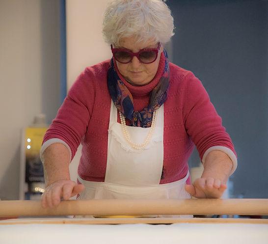 tortellini fatti a mano e pasta fresca tutti i giorni a Modena al mercato Albinelli