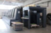Press printing (printshop) - Offset machine.jpg Offset press is a printing machine designed to produ