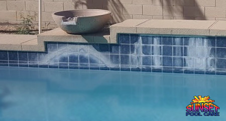 pool tile cleaning gilbert