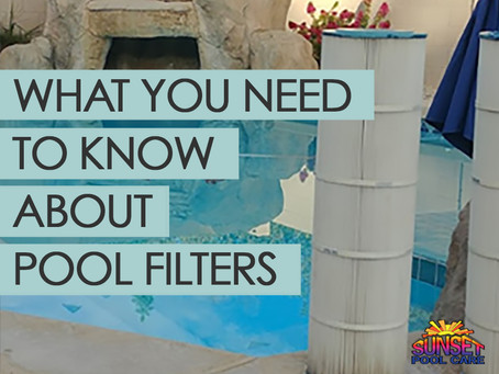 What Pool Owners Need To Know About Pool Filters