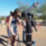 public star party in arizona