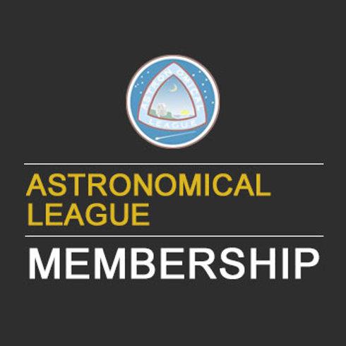 Astronomical League Membership