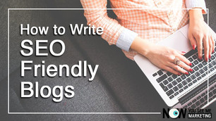How To Write SEO Friendly Blogs