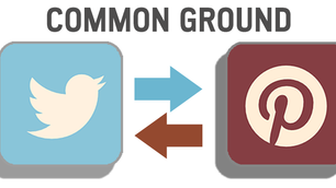 What Twitter and Pinterest Have in Common