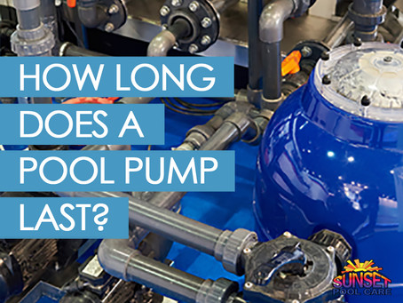 How Long Does A Swimming Pool Pump Last?