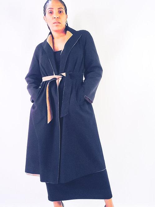 Nicki Reversible Trench Coat