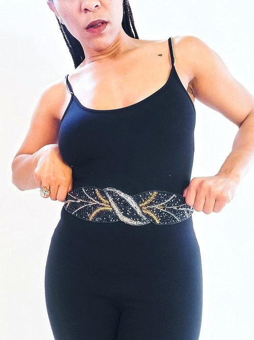 Sequin Belt