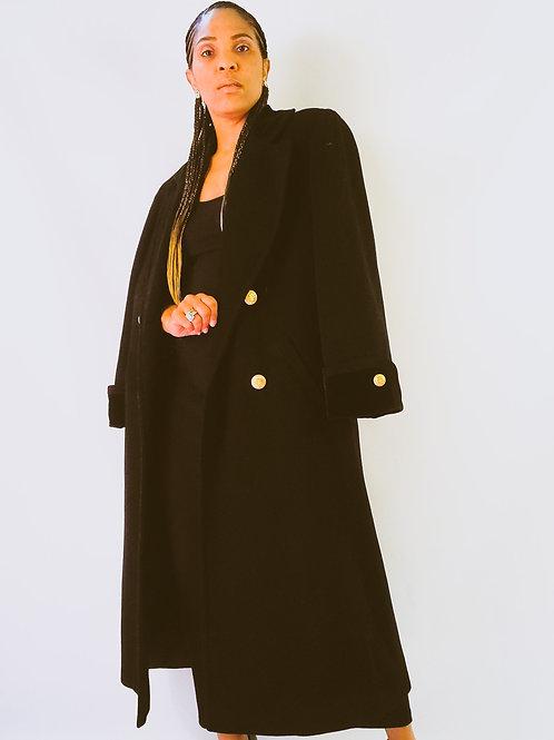 Shondi Power Trench Coat