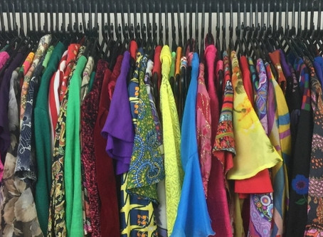 Second Hand Clothing is the Future of Fashion