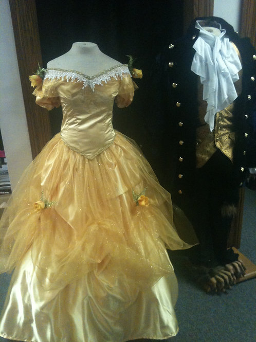 Belle's Ball Gown