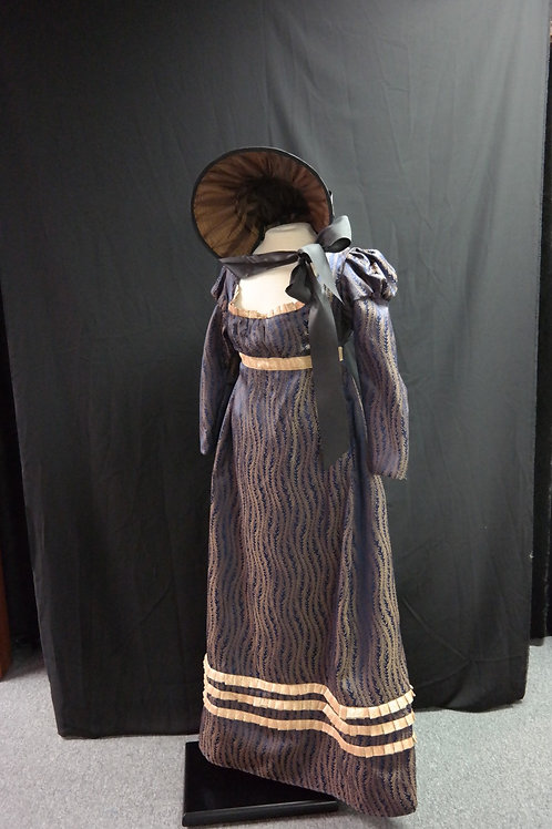1820'S Day Dress