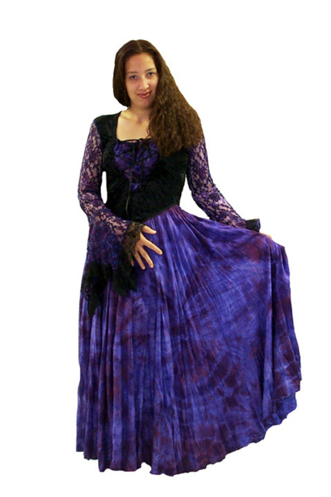 Gypsy  Worship Dress