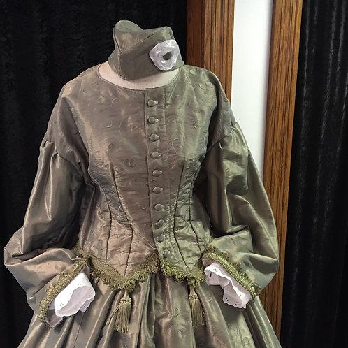 1860's Day Dress