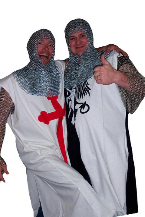 Sir Galahad / Sir Lancelot