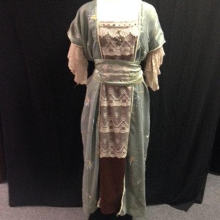 1910 Titanic Dress 1
