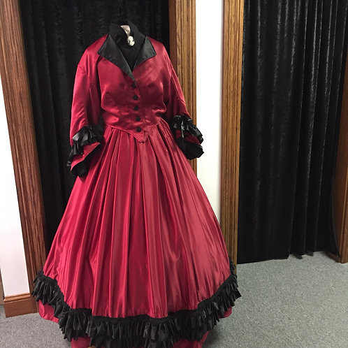 1800's Day Dress
