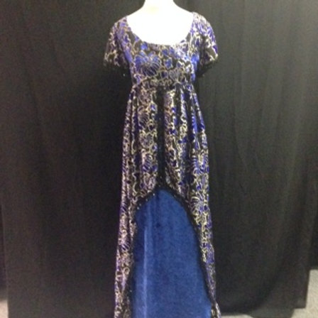 Titanic Dress Blue