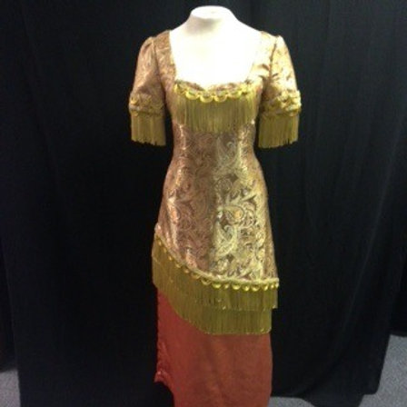 1910 Dress - Titanic