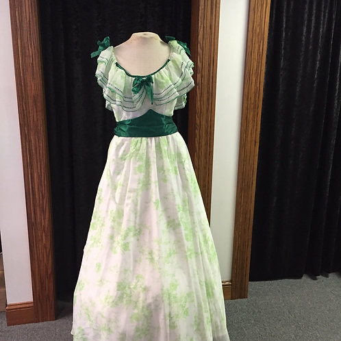 Gone with the Wind Garden Dress