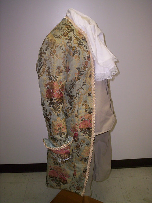 Colonial French Coat
