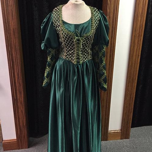 Fiona's Green dress