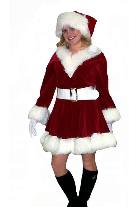 Pixie Mrs Santa