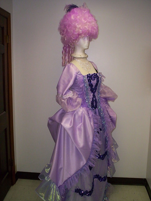 1800's Gown
