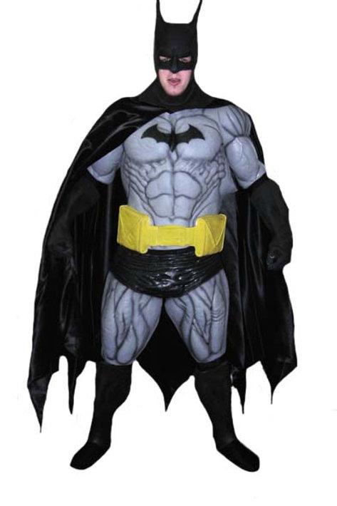 Gray Batman