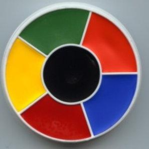 Ben Nye Rainbow Wheel