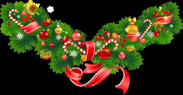 Transparent_Christmas_Pine_Garland_with_