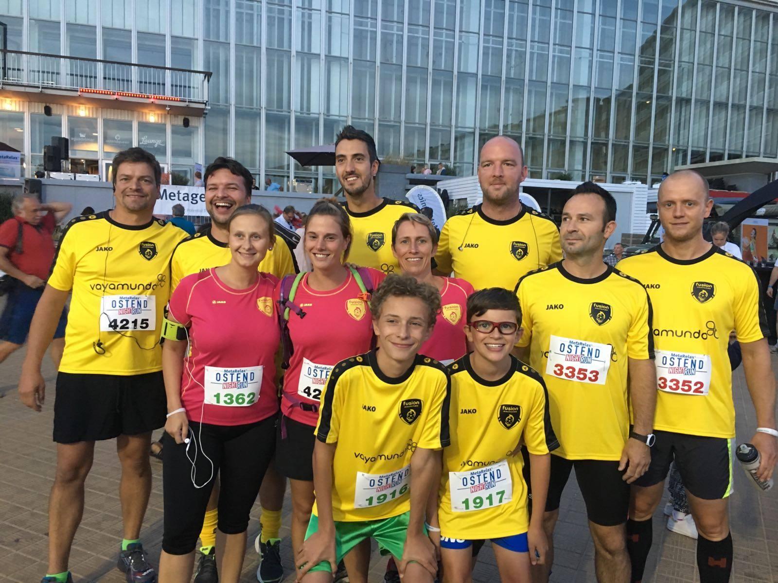 Ostend Night Run 2016