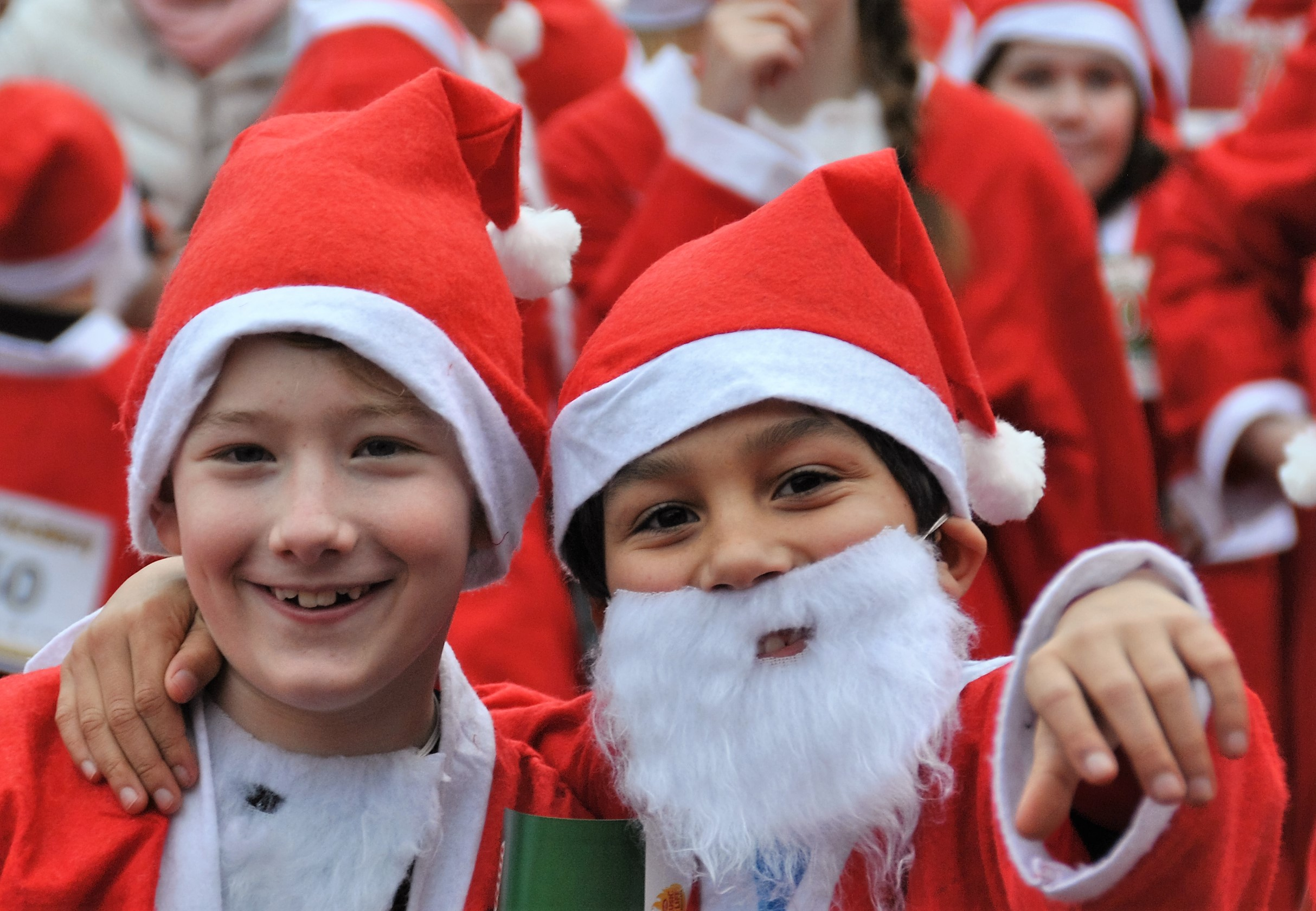 Christmas FunRun 2015