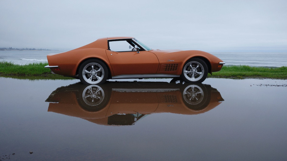 Seventies Reflections
