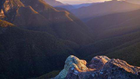 The Deep, Kanangra Boyd National Park NSW