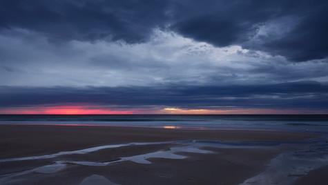 Tidal Effects, Corrimal Beach, NSW