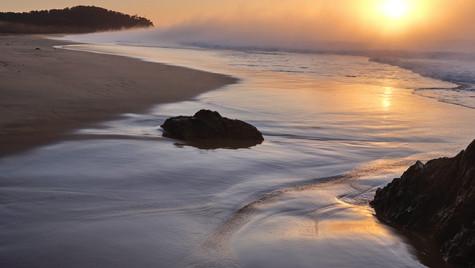 Autumn Sunrise, Mimosa Rocks National Park NSW