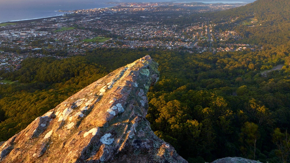 Fang Rock, Illawarra Escarpment Conservation Area