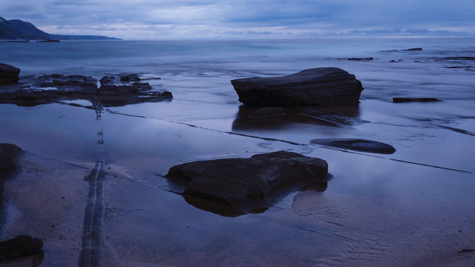 Quiet Light, Coalcliff NSW