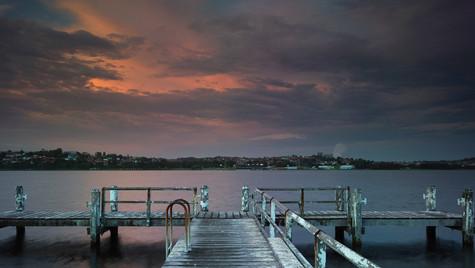 Primbee Jetty, Primbee NSW