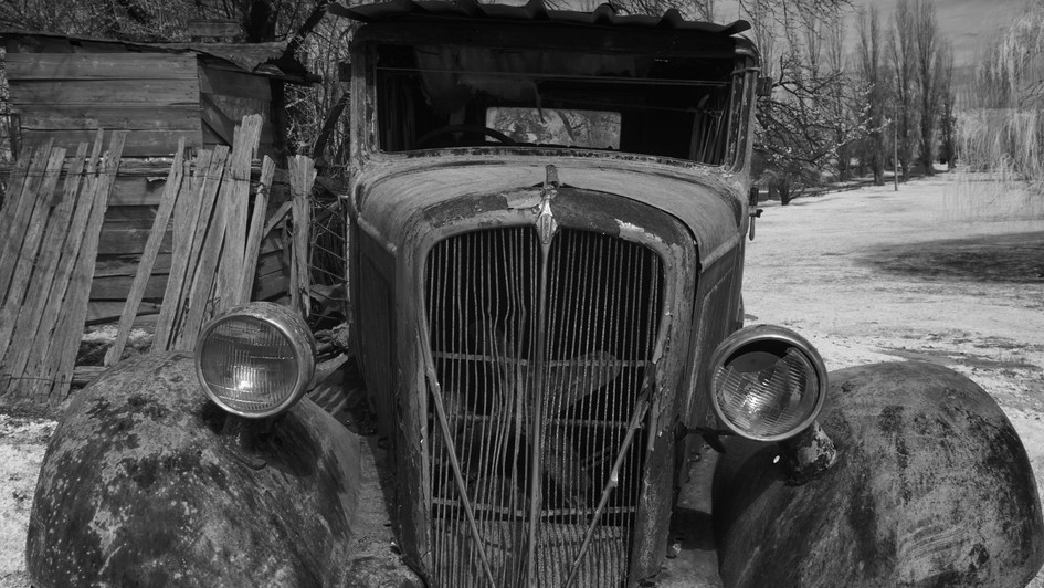 Old Timer, Hill End NSW