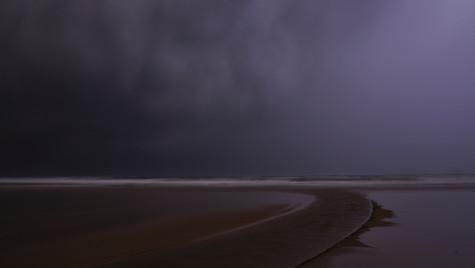 Twilight Rain, Towradgi Beach NSW