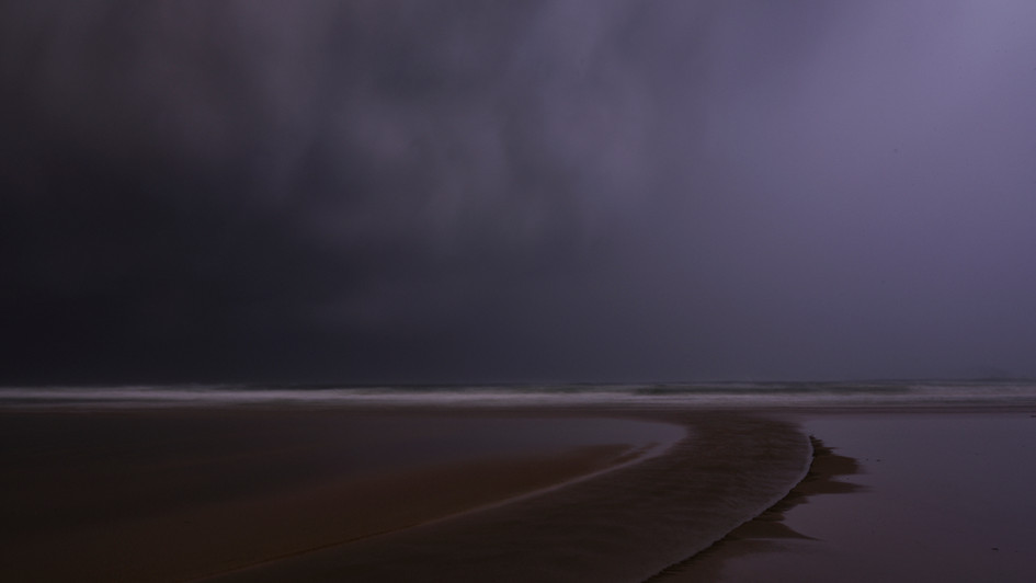 Twilight Rain, Towradgi Beach NSW